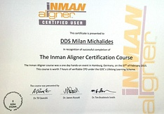 Inman Aligner Certifications Course